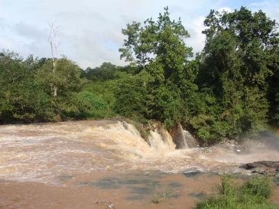 El chorro de la Chorrera - Panama - Nov 2012