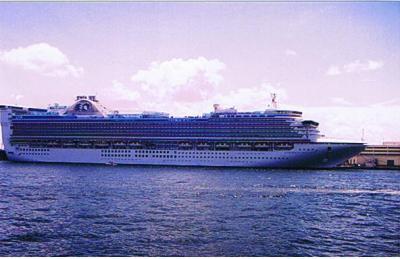 el crucero mas grande del mundo