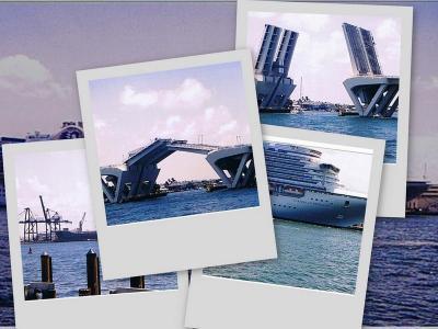 mas fotos del crucero y puente elevado...
