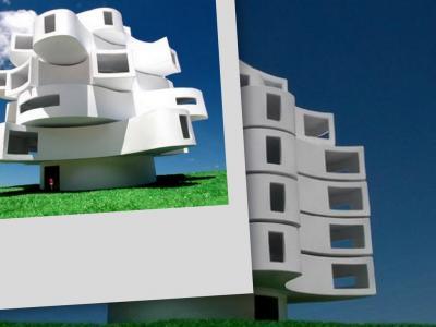 Edificio eolico
