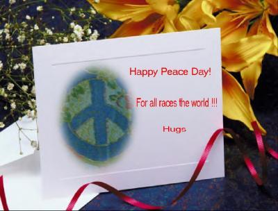 Peace !!!