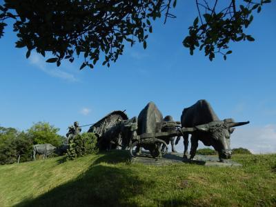 Carreta Parque Rodo. Diciembre 2012